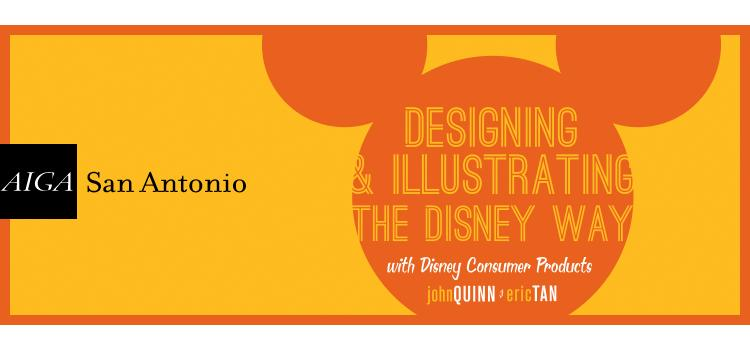Designing and Illustrating the Disney Way