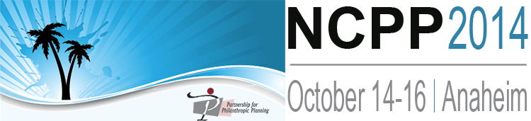 2014 National Conference on Philanthropic Planning