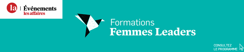 Formations Femmes Leaders 2016