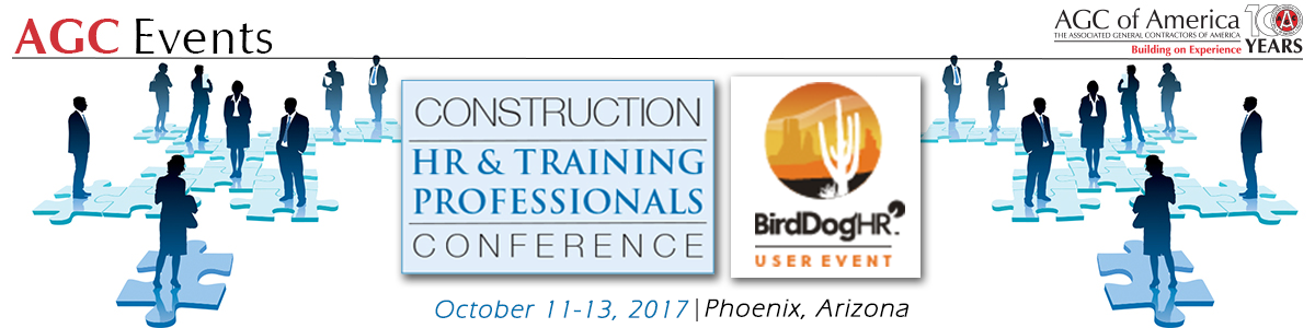 Construction HR & Training Professionals Conference