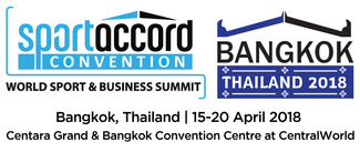 SportAccord Convention 2018