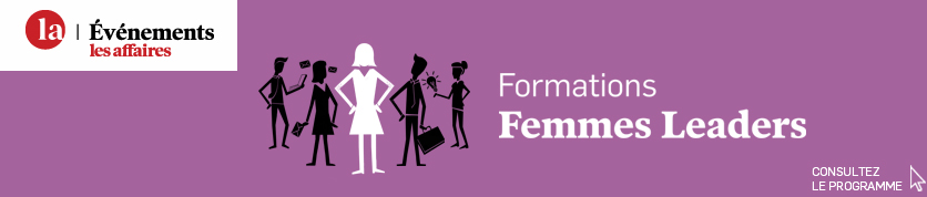 Formations Femmes Leaders - Saison 2018