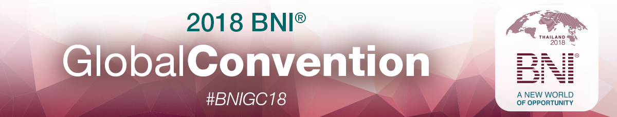 2018 BNI Global Convention