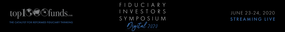 Fiduciary Investors Digital Symposium; 23-24 June 2020