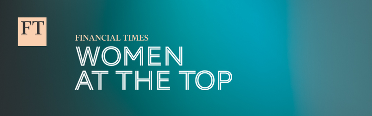 FT Women at the Top Summit USA