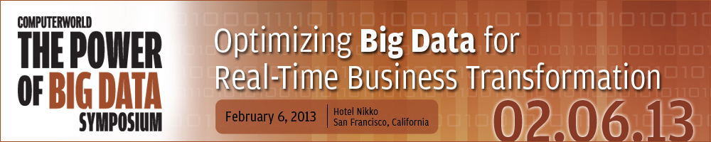 The Power of Big Data Symposium