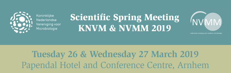 Scientific Spring Meeting KNVM-NVMM 2019