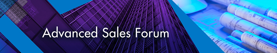 2019 Advanced Sales Forum