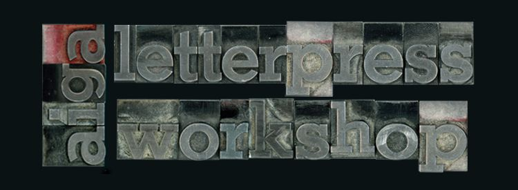 Letterpress Workshop