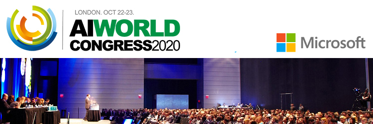 AI WORLD CONGRESS 2020