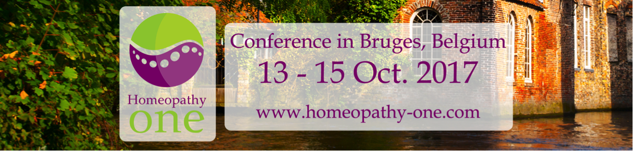Homeopathy One 2017