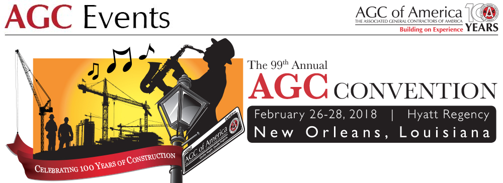2018 Annual AGC Convention