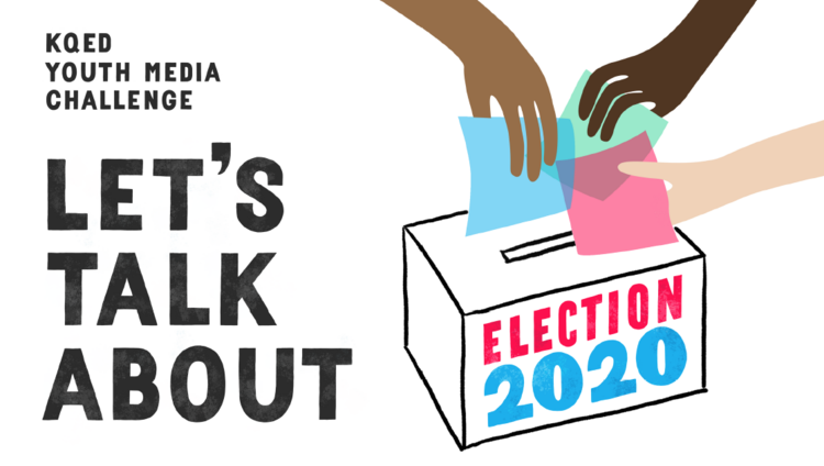 Election 2020: Making Audio Commentaries to Amplify Youth Voice